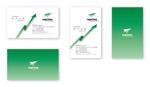 Mazdylrさんの人材派遣会社「リプライム」の名刺デザインへの提案