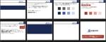 gladdesignさんの講義・学会発表用のパワーポイント/keynote テンプレートデザインへの提案
