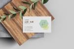a_yk_528さんの天然成分配合の消毒液 K・A JAPAN株式会社の名刺への提案