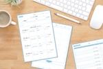 sync_designさんのコーチング用シートのデザイン(PDF・ワード・イラレ等)への提案