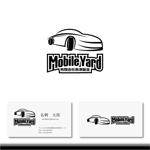 drkigawaさんの車の鈑金塗装店のロゴへの提案