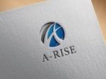 hayate_desgnさんの会社名A-RISEのロゴへの提案