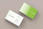 kg12さんの天然成分配合の消毒液 K・A JAPAN株式会社の名刺への提案