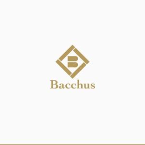 flyingmanさんの「Bacchus株式会社」のロゴデザインをお願いします。への提案