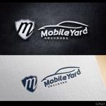 muragoさんの車の鈑金塗装店のロゴへの提案