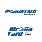 marukeiさんの車の鈑金塗装店のロゴへの提案