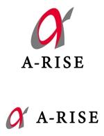 TEXTUREさんの会社名A-RISEのロゴへの提案