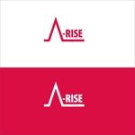 seaesqueさんの会社名A-RISEのロゴへの提案