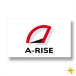 shyoさんの会社名A-RISEのロゴへの提案