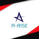 Craftsman-designさんの会社名A-RISEのロゴへの提案