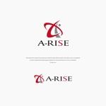 VEROさんの会社名A-RISEのロゴへの提案