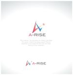 yamamoto19761029さんの会社名A-RISEのロゴへの提案