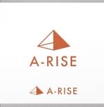 yuki_uchiyamaynetさんの会社名A-RISEのロゴへの提案