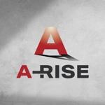 tsukasa110さんの会社名A-RISEのロゴへの提案