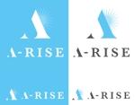 coresoulさんの会社名A-RISEのロゴへの提案
