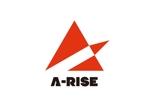 tora_09さんの会社名A-RISEのロゴへの提案