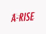 hachi_Dさんの会社名A-RISEのロゴへの提案