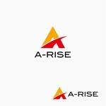 atomgraさんの会社名A-RISEのロゴへの提案