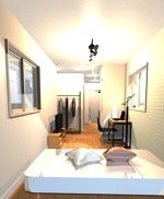 sato2013さんの内装デザイン ワンルームアパートのインテリアデザインの仕事への提案