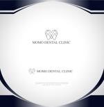 NJONESさんの新築歯科医院のロゴへの提案