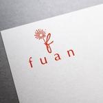 maruo_maruiさんの美容整体サロン「fuan」のロゴへの提案