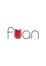lemon8dさんの美容整体サロン「fuan」のロゴへの提案