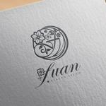 zasshedesignさんの美容整体サロン「fuan」のロゴへの提案
