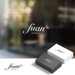doremidesignさんの美容整体サロン「fuan」のロゴへの提案