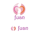 MacMagicianさんの美容整体サロン「fuan」のロゴへの提案