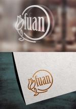 rietoyouさんの美容整体サロン「fuan」のロゴへの提案