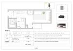 hem_designさんの内装デザイン ワンルームアパートのインテリアデザインの仕事への提案