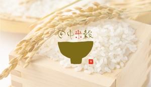 momoko-fさんの米穀店のロゴ作成への提案