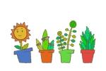 植物のキャラクターのイラスト【追加発注あり】への提案