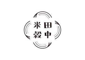 Touchさんの米穀店のロゴ作成への提案
