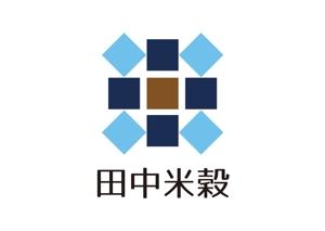 tora_09さんの米穀店のロゴ作成への提案
