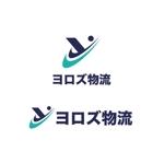 saki8さんの物流会社のHP、看板、名刺、会社概要等のロゴへの提案