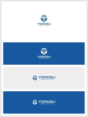 tobiuosunsetさんの物流会社のHP、看板、名刺、会社概要等のロゴへの提案