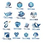 laphrodite1223さんの物流会社のHP、看板、名刺、会社概要等のロゴへの提案
