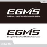 会社略称「EGMS」文字の文字ロゴ作成のお願いへの提案