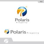 不動産仲介・管理会社「ポラリス」のロゴへの提案