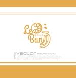 chopin1810lisztさんのレモネード&バナナジュース専門店 『黄色工房 Le Ban』(ルバン) ロゴへの提案