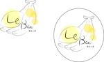cosmicbox-7_aiさんのレモネード&バナナジュース専門店 『黄色工房 Le Ban』(ルバン) ロゴへの提案