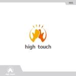 ハイタッチというサービスのロゴですへの提案
