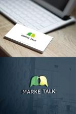 hi06さんのマーケティングサービスのロゴ制作への提案