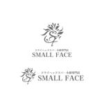 ドライヘッドスパ・小顔専門店のロゴへの提案