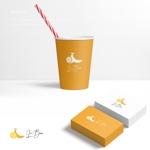 doremidesignさんのレモネード&バナナジュース専門店 『黄色工房 Le Ban』(ルバン) ロゴへの提案