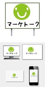 xicosolaoさんのマーケティングサービスのロゴ制作への提案
