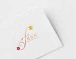 tokyodesignさんの美容整体サロン「fuan」のロゴへの提案