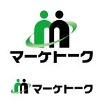 iguchi7さんのマーケティングサービスのロゴ制作への提案