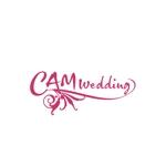 結婚式情報メディア「CAM Wedding」のロゴへの提案